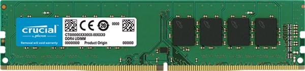 Оперативная память Crucial DDR4-2666 4096MB PC4-21300 (CT4G4DFS8266) - изображение 1