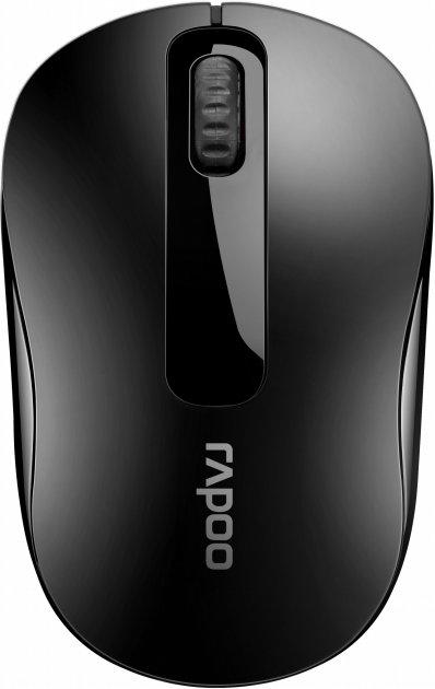 Мышь Rapoo M10 Plus Wireless Black - изображение 1