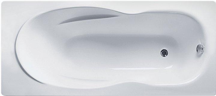 Ванна акрилова прямокутна KOLLER POOL Delfi 180х80 - зображення 1
