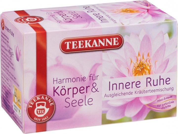 Чай травяной пакетированный Teekanne Гармония Время для себя 20 пакетиков (9001475032917) - изображение 1