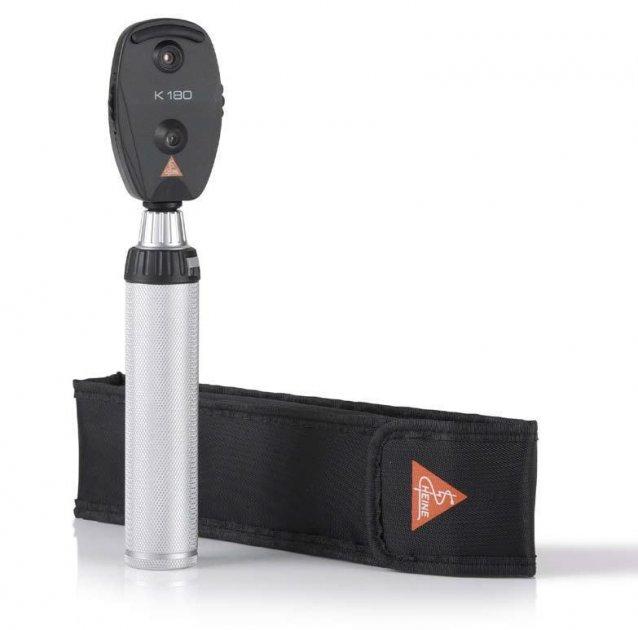 Офтальмоскоп Heine Вета K 180 прямой рукоятка с батарейками - изображение 1