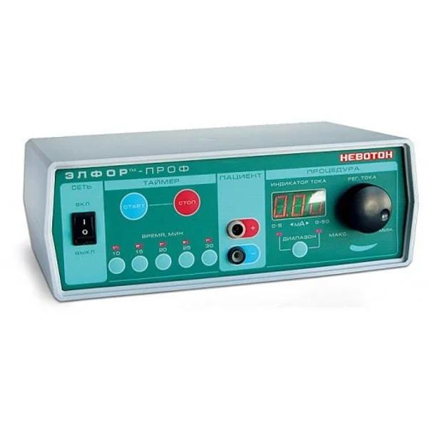 Аппарат для гальванизации и электрофореза Невотон Элфор Проф - изображение 1