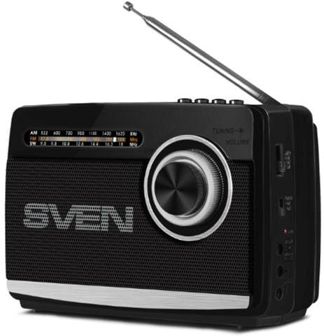 Sven SRP-535 Black (00800004) - зображення 1
