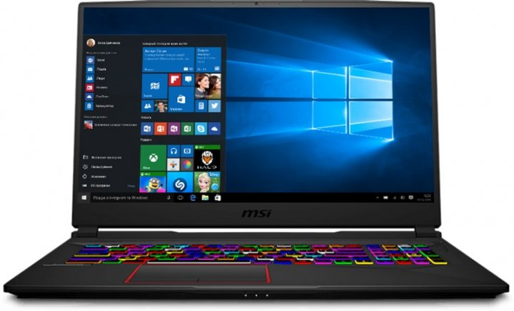 Ноутбук MSI GE75 Raider 10SGS (GE7510SGS-408UA) - зображення 1