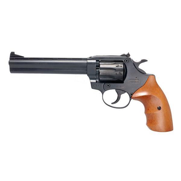 Револьвер під патрон Флобера Safari 461М Бук BLACK - зображення 1