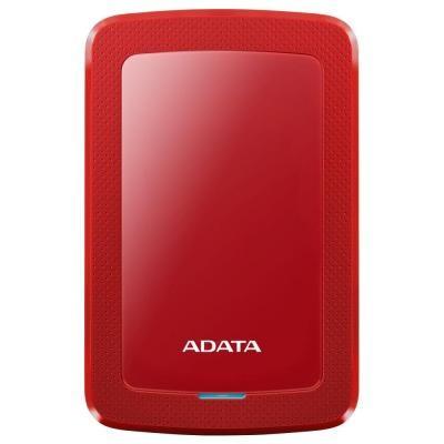 """Зовнішній жорстку диск 2.5"""" 2TB ADATA (AHV300-2TU31-CRD) - зображення 1"""