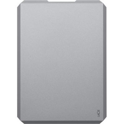 """Зовнішній жорстку диск 2.5"""" 2TB LaCie (STHG2000402) - зображення 1"""