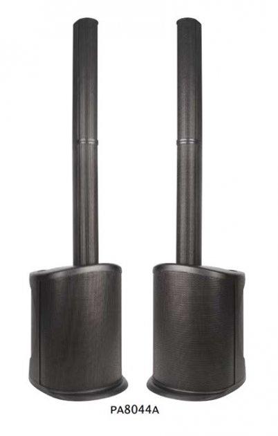 """Комплект звукового обладнання NGS PA8044A 2*8"""" Sub 300Вт+300Вт - зображення 1"""
