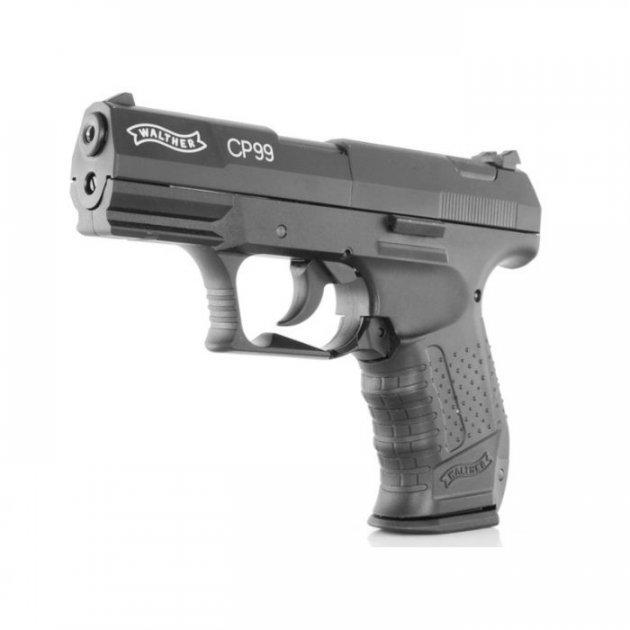 Пістолет пневматичний Umarex Walther CP99 кал 4.5 мм ВВ (3986.02.04) - зображення 1