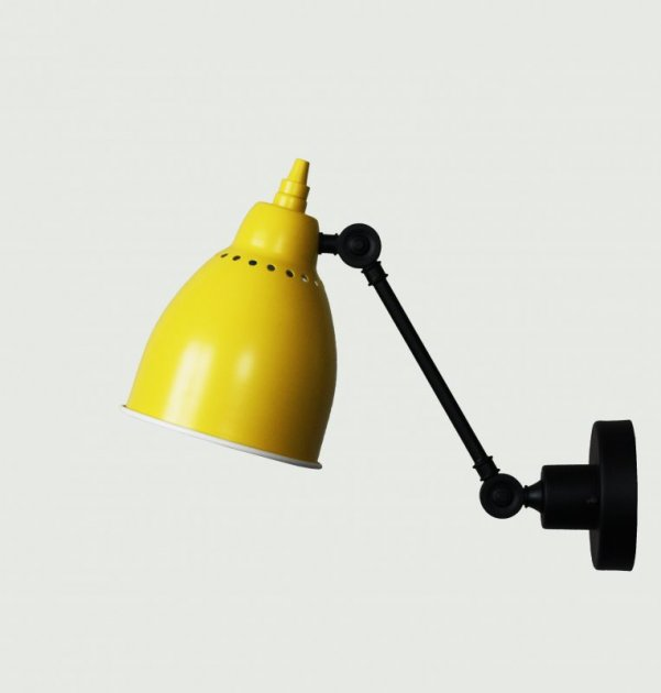 Настінне бра Pikart Brnk Yellow, арт. 5926.1 (5926-1 - 6613) - зображення 1