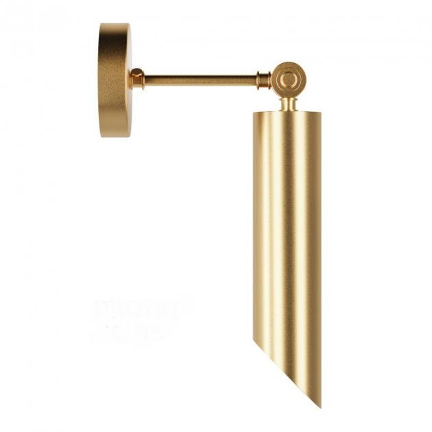 Настінне бра Pikart brass Gold, арт. 5921.1 (5921-1 - 6605) - зображення 1