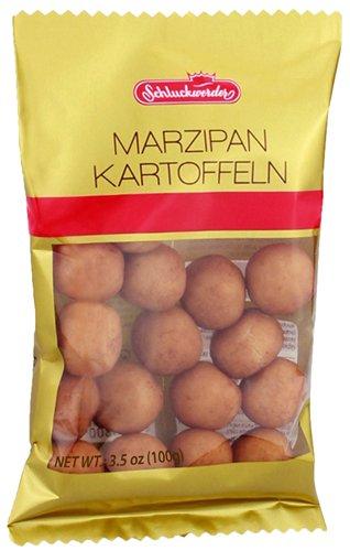 Марципановые конфеты Schluckwerder Картошка 100 г (4023800012833) - изображение 1
