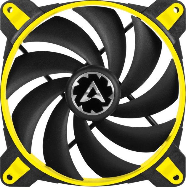 Кулер ARCTIC BioniX F140 Yellow (ACFAN00097A) - зображення 1