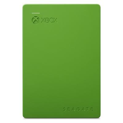 """Зовнішній жорсткий диск HDD 2.5"""" USB 3.0, 2Tb Seagate Game Drive Xbox Green (STEA2000403) - зображення 1"""