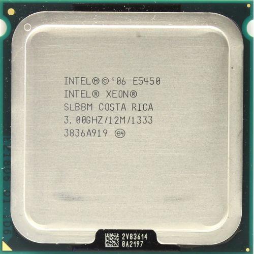 Процесор Intel Xeon E5450 (c0) (SLANQ), б/у - зображення 1