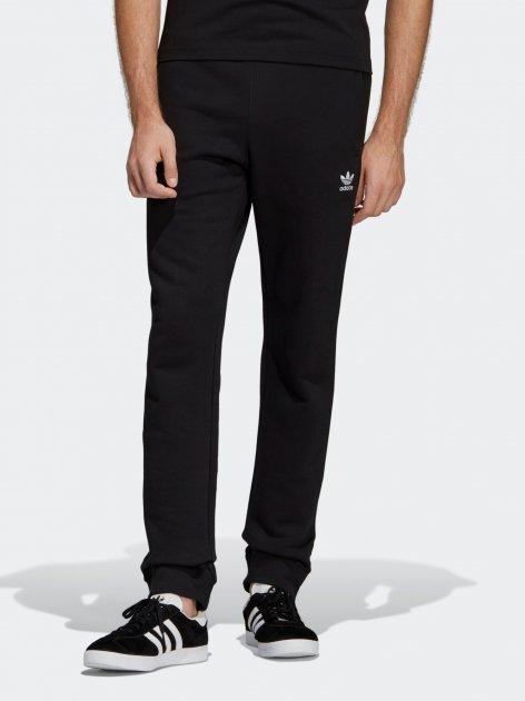 Спортивные штаны Adidas Trefoil Pant DV1574 XL Black (4060507193335) - изображение 1