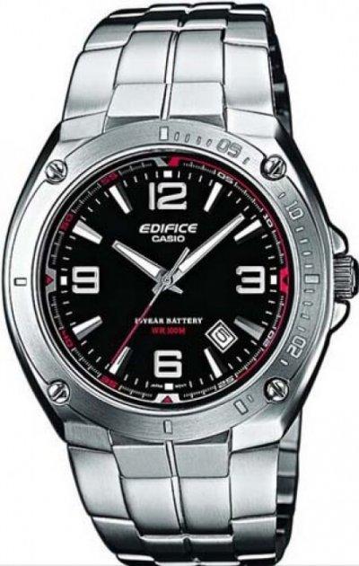 Чоловічий годинник Casio EF-126D-1AVEF - зображення 1