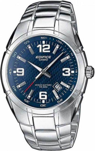 Чоловічий годинник Casio EF-125D-2AVEF - зображення 1