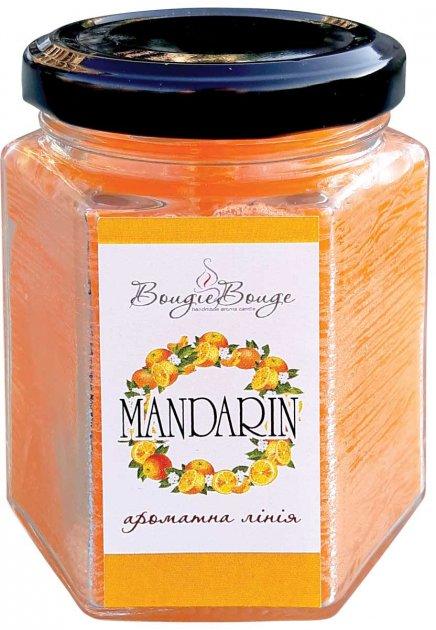 Свеча Scorpio Mandarin 145 г (4820007584688) - изображение 1