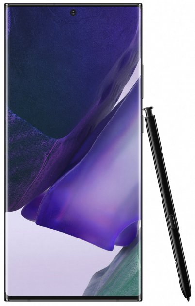 Мобильный телефон Samsung Galaxy Note 20 Ultra 5G 12/512GB Black (SM-N986BZKHSEK) - изображение 1