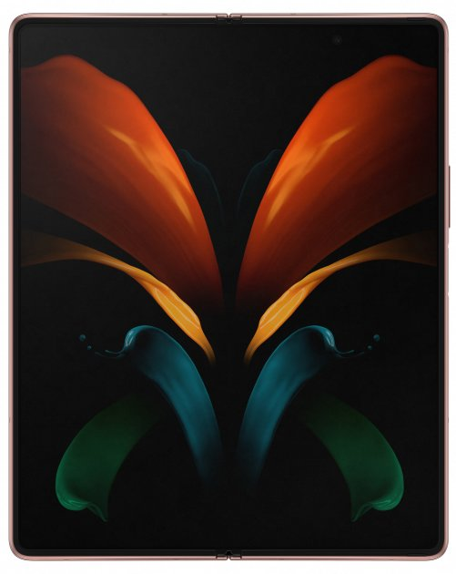 Мобільний телефон Samsung Galaxy Z Fold2 12/256 GB Bronze (SM-F916BZNQSEK) - зображення 1