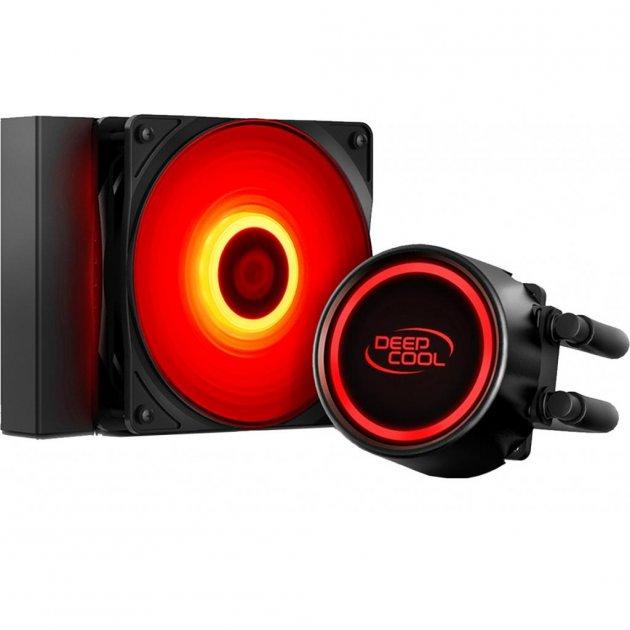 Кулер до процесора Deepcool GAMMAXX L120 T RED - зображення 1
