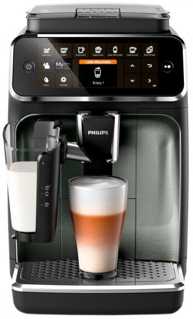 Кавомашина Philips 4300 Series EP4349/70 - зображення 1
