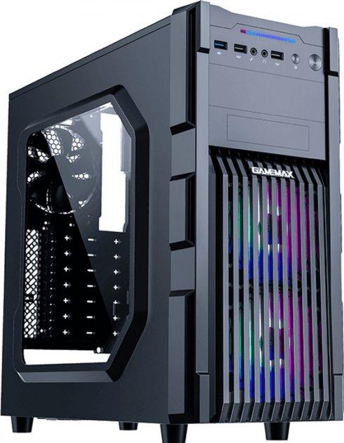 Корпус GameMax GM-ONE FRGB Black - изображение 1