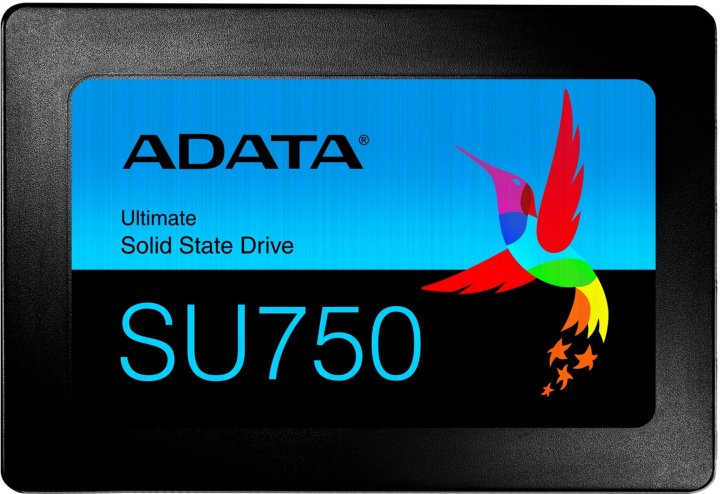 "ADATA Ultimate SU750 1TB 2.5"" SATA III 3D NAND TLC (ASU750SS-1TT-C) - зображення 1"