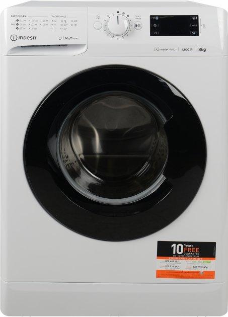 Стиральная машина полногабаритная INDESIT OMTWE 81283 WK EU - изображение 1