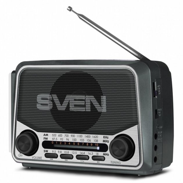 Акустична система SVEN SRP-525 Grey - зображення 1
