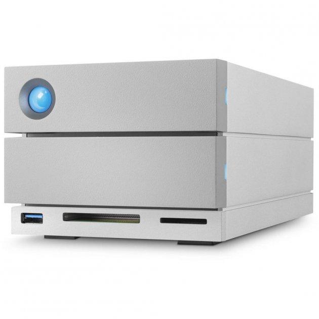 """Зовнішній жорсткий диск 3.5"""" 8TB LaCie (STGB8000400) - зображення 1"""