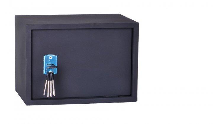 Сейф мебельный MetallSafe-200 - изображение 1
