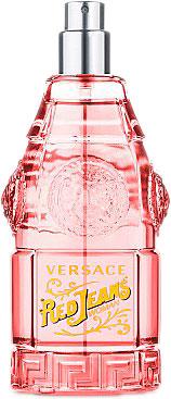 Тестер Туалетная вода для женщин Versace Red Jeans Spray 75 мл (8018365500266) - изображение 1
