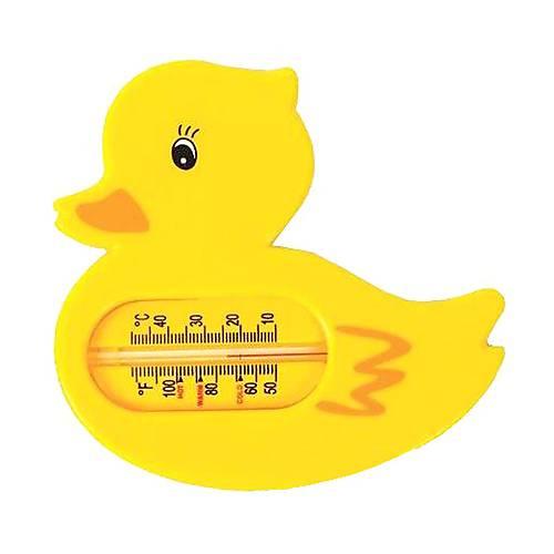 """Термометр для води """"Каченя"""" жовтий Lindo (Pk 004) - зображення 1"""