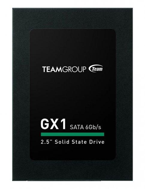 "Team GX1 480GB 2.5"" SATAIII TLC (T253X1480G0C101) - зображення 1"