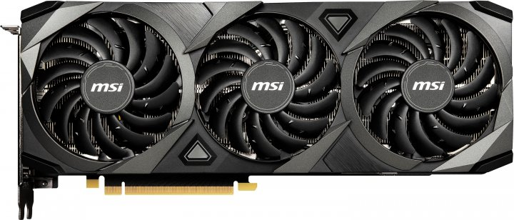 MSI PCI-Ex GeForce RTX 3090 VENTUS 3X OC 24GB GDDR6X (384bit) (HDMI, 3 x DisplayPort) (RTX 3090 VENTUS 3X 24G OC) - зображення 1