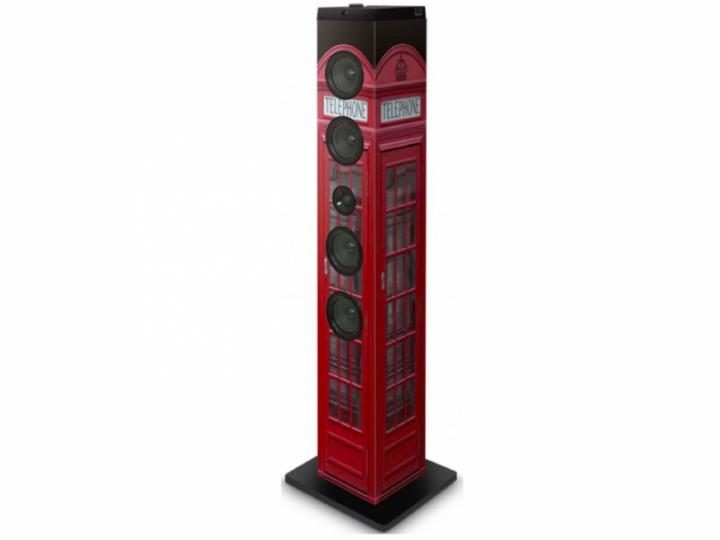"""Мультимедійна колонка """"Telephone box"""" - зображення 1"""