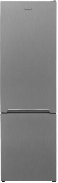 Двухкамерный холодильник VESTFROST CFF287X - изображение 1