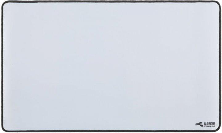 Игровая поверхность Glorious TCG Playmat/XL Extended Speed Control White (GW-P) - изображение 1