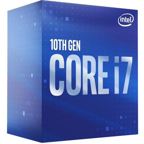 Процессор Intel Core i7-10700K s1200 BOX (BX8070110700K) (F00222130) - изображение 1