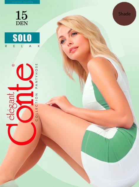 Колготки Conte Collant Solo 15 Den 4 р Shade (4810226280256) - изображение 1