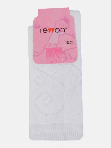 Гольфы Rewon 115002 - 1 13-14 р Белые (2400000138280) - изображение 1