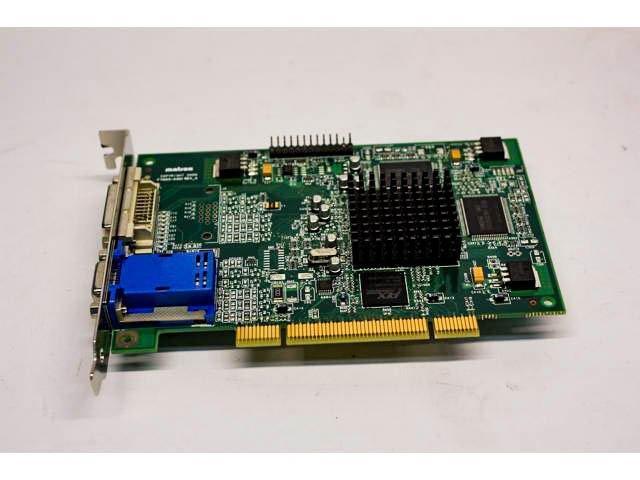 Видеокарта IBM GXT135P Graphics Accelerator (03N5853) Refurbished - изображение 1