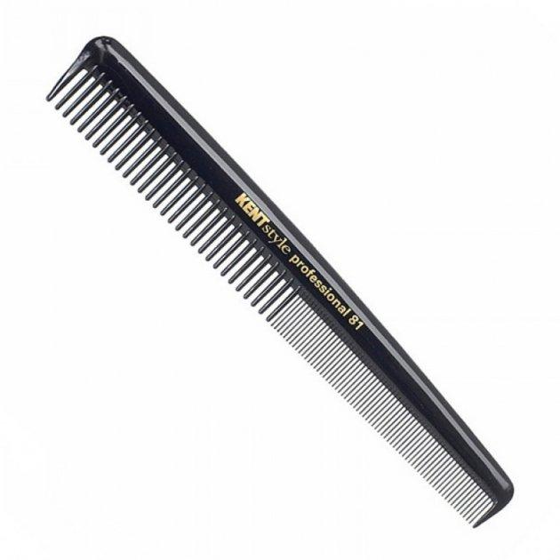 Гребінь Kent Professional 81 Cutting Comb 184 MM - изображение 1