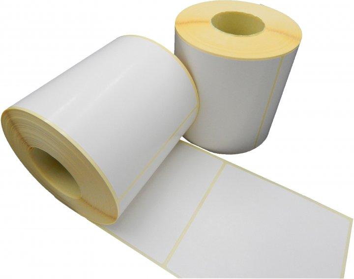 Термоэтикетка Tama 101x101.5 мм 500 этикеток 3 шт White (17176)