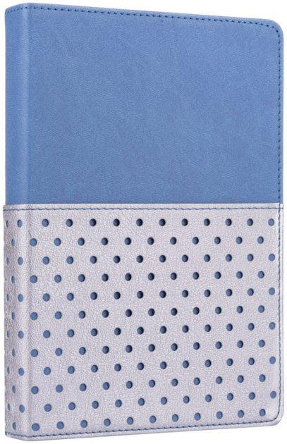 Ежедневник недатированный Yes Salsa A5 432 страницы Стальной синий (252054) - изображение 1