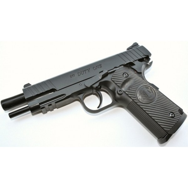 Пистолет пневм. ASG STI Duty One Blowback, 4,5 мм - зображення 1