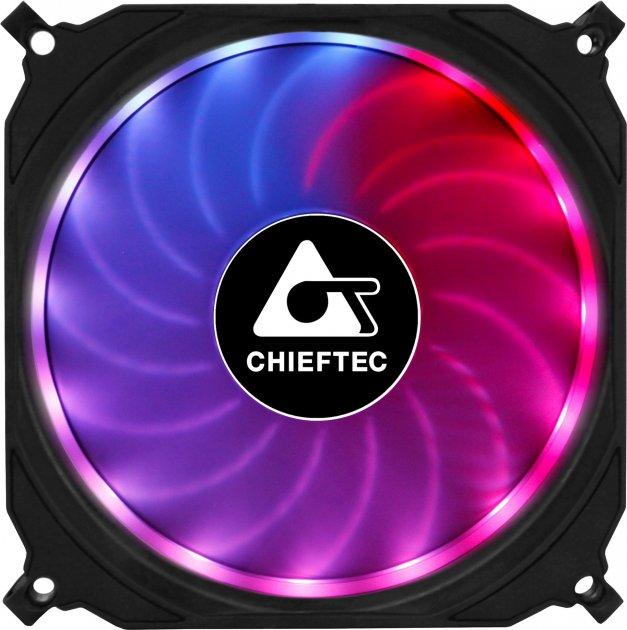 Кулер Chieftec Tornado (CF-1225RGB) - изображение 1