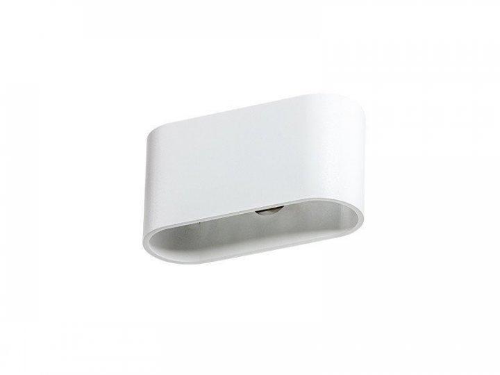 Настінний світильник Azzardo GM1121 WH VEGA (5901238417088) - зображення 1